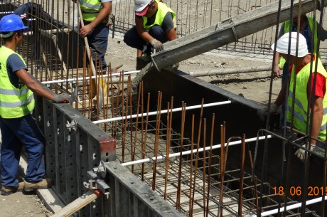 Construcție depozit de carburanți –  Războieni Cetate, Judeţul Alba