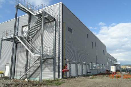 Servicii de protecția muncii în șantiere de construcții – Spațiu producție Continental, Sibiu