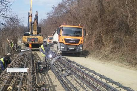 Servicii resurse umane în domeniul construcțiilor de terasamente şi infrastructură, Maristar COM