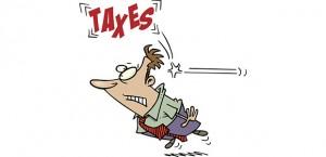Detaşare în străinătate - plata impozitului pe venit