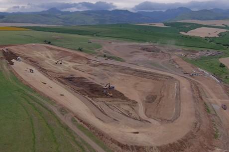 Construirea centrului de management integrat al deșeurilor Galda de Jos
