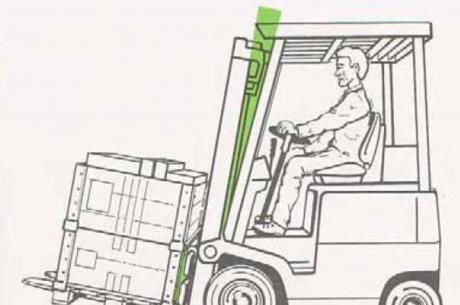 Autorizarea internă a stivuitoriștilor din parcuri logistice de produse alimentare