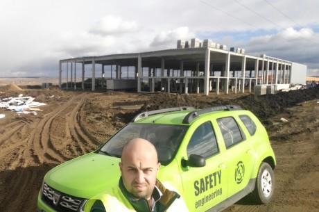 Servicii protecția muncii – Șantiere de construcții Hală industrială Siemens România, Sibiu